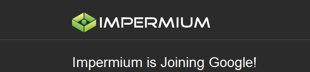 Google acquires cyber security firm Impermium