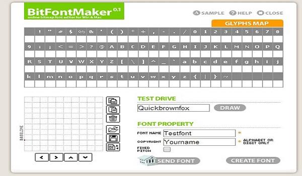 BitfontMaker