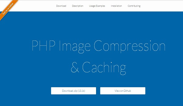 PHP Image Cache