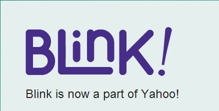 Yahoo acquires self-destructing messaging app Blink