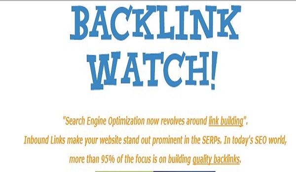 backlinkwatch