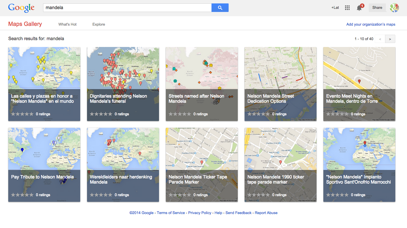 Google Upgrades 'My Maps'