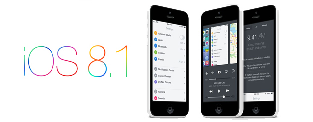 Apple Releases iOS 8.1