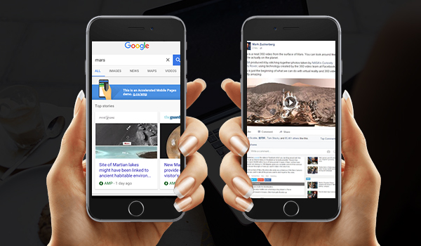 Google AMP & FB Instant Article