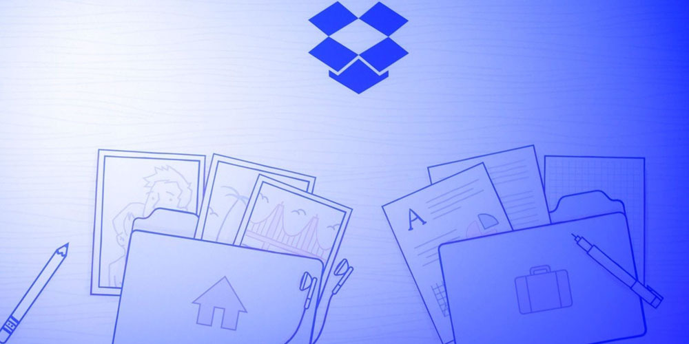 dropbox & messenger