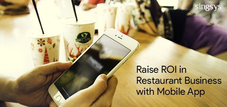 Restaurant Business Mobile App