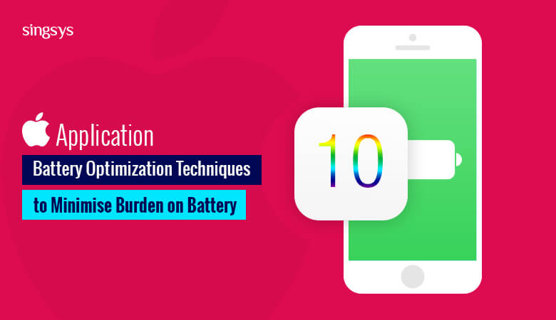 iOS Application Battery Optimization