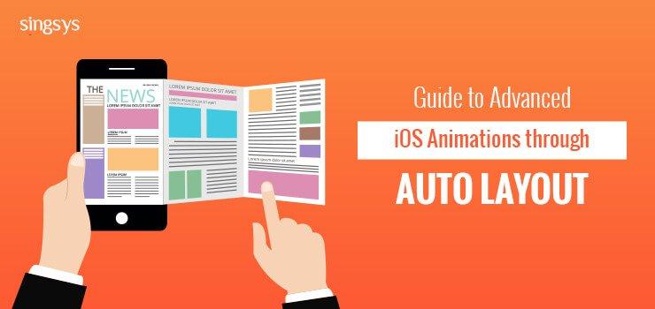 auto layout iOS