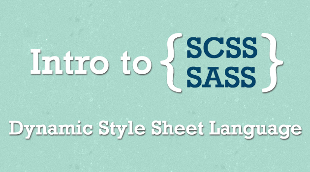 SCSS (Sassy CSS) and SCSS Functions