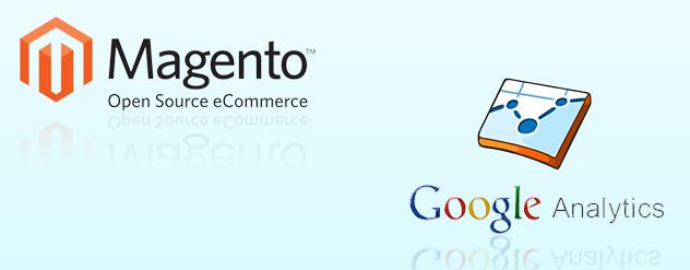 Magento Google Analytics