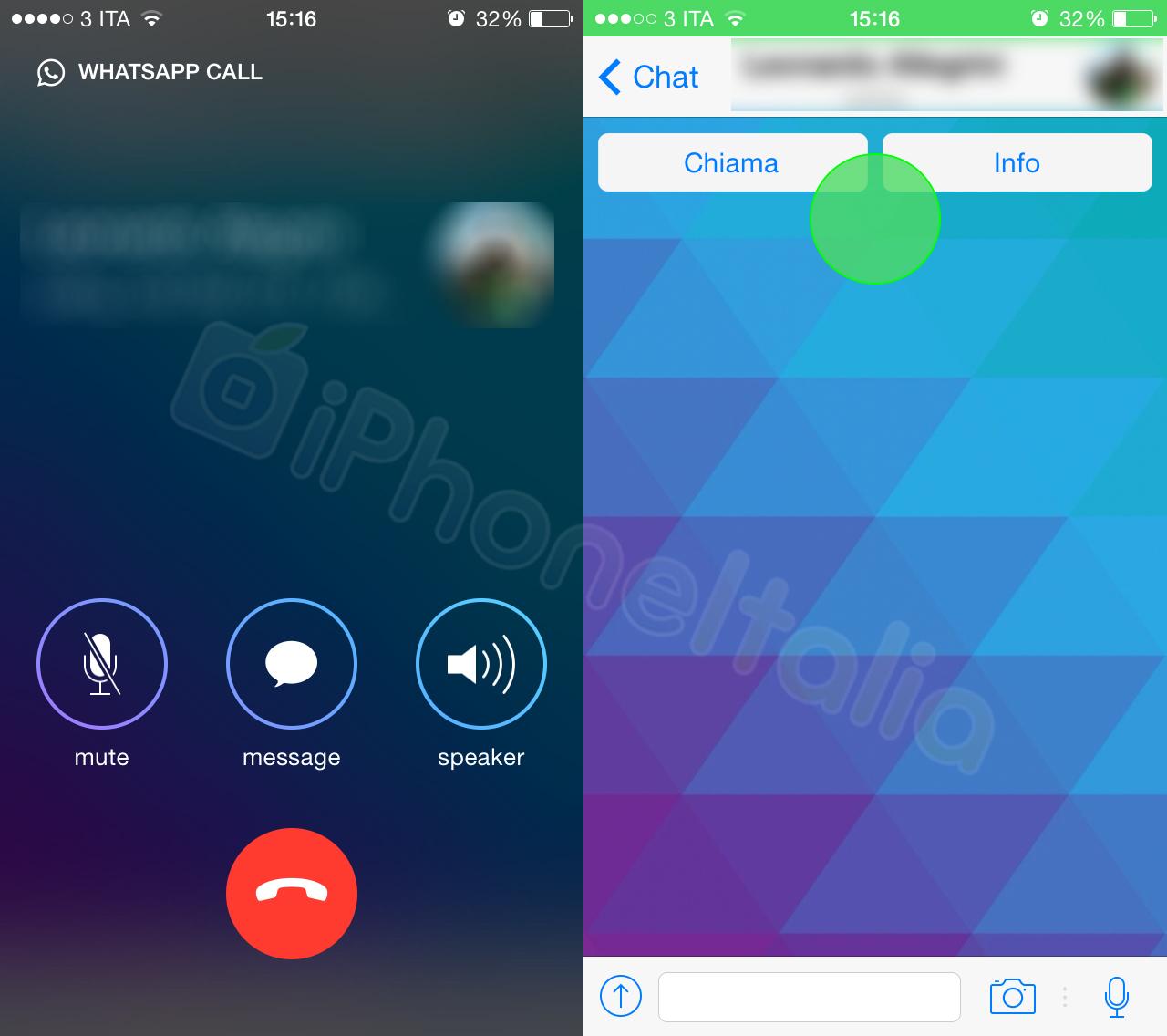 WhatsApp's VoIP