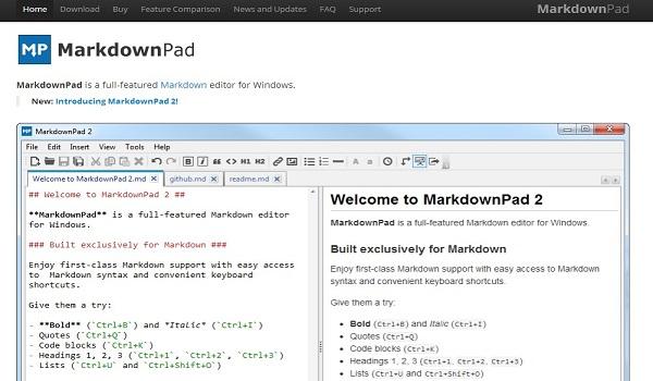 Markdown Pad