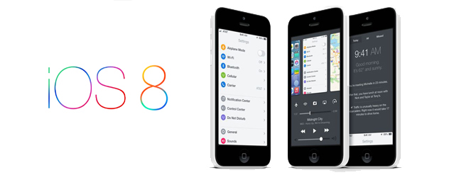 Important Features in iOS 8