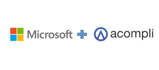 Microsoft Acquires Email Startup Acompli