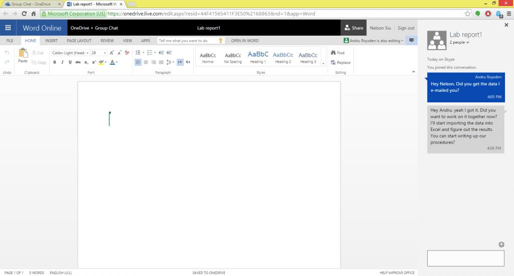 Office-Skype