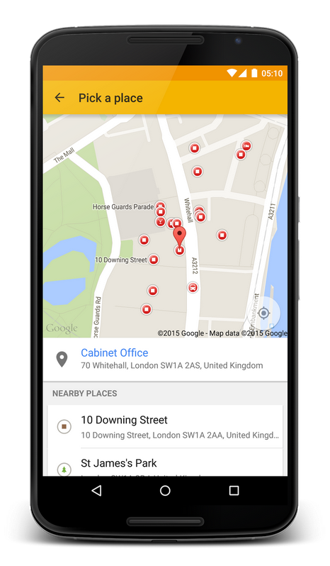 Google Launches Places API