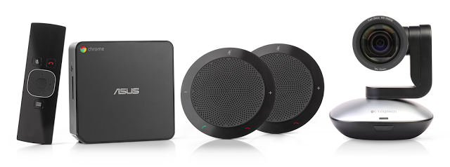 Chromebox for meetings