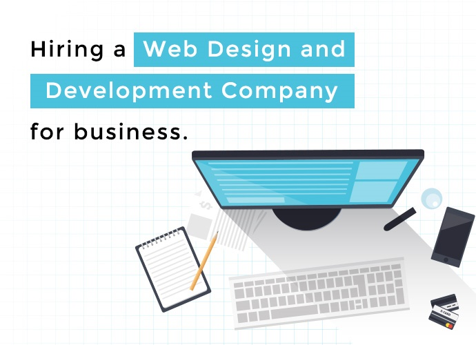 How Much Does It Cost To Hire A Web Design And Development Company For A New Website For