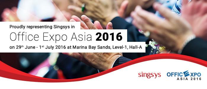 Singsys-OEA2016