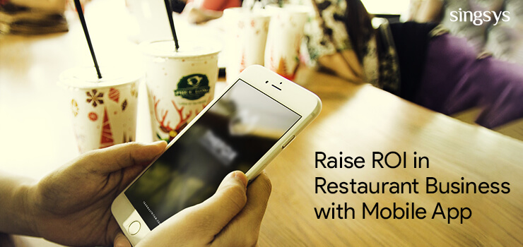 Restaurant Business Mobile App