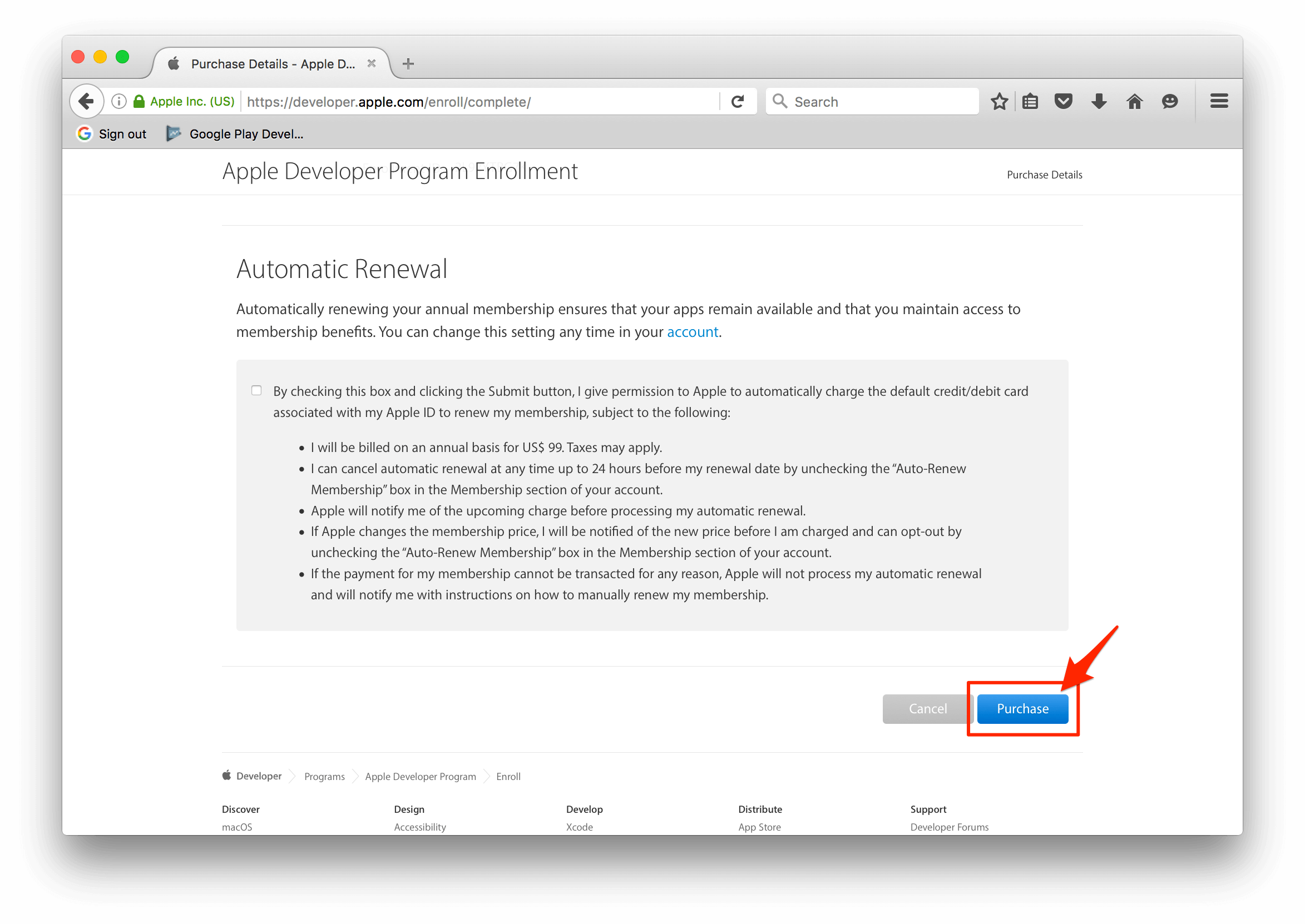 Apple Developer Account Creation Step by Step -Singsys