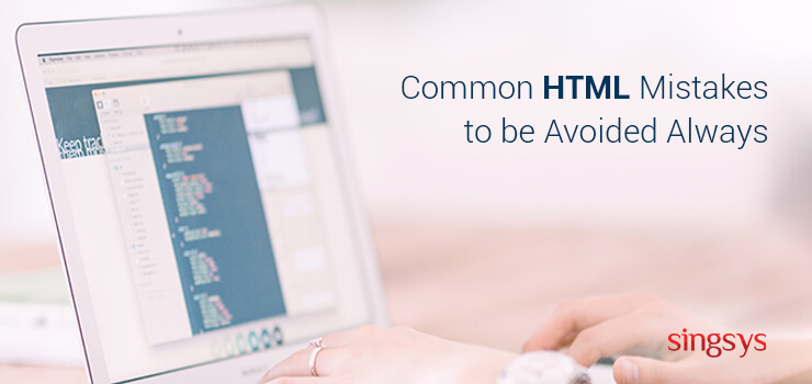 Common HTML Mistakes