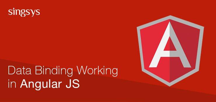 Data Binding Angular JS