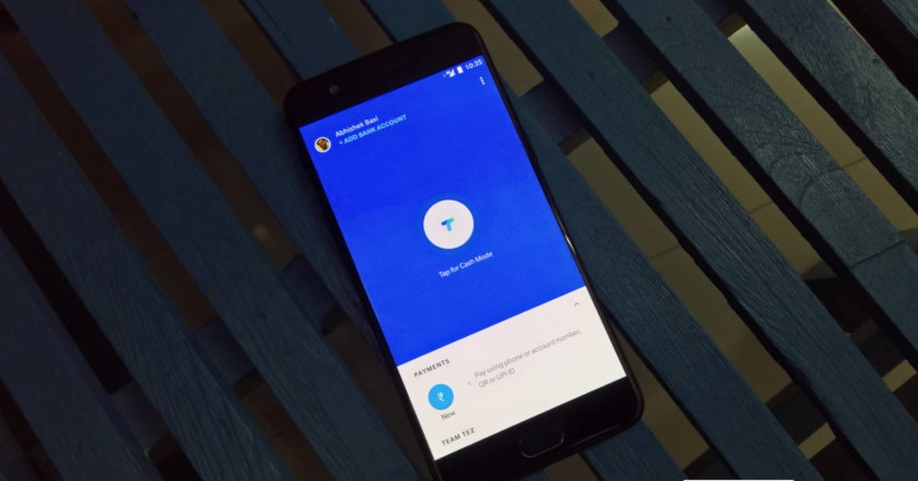 Tez app by Google implements audio QR code for digital payment in