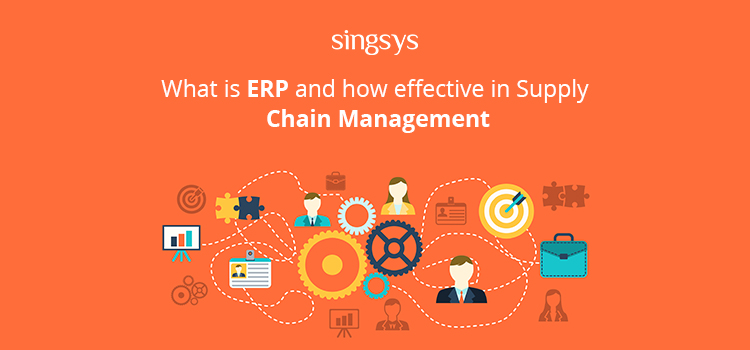 ERP and supply chain management