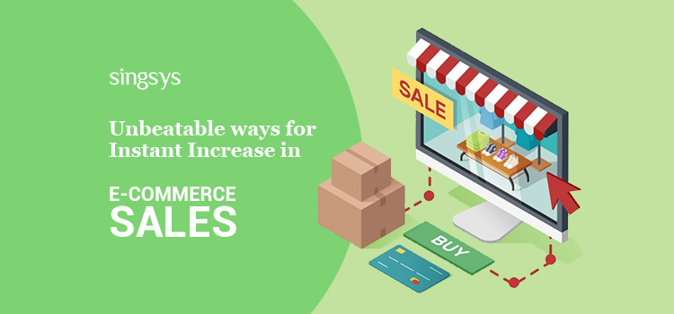 boost e-commerce sales
