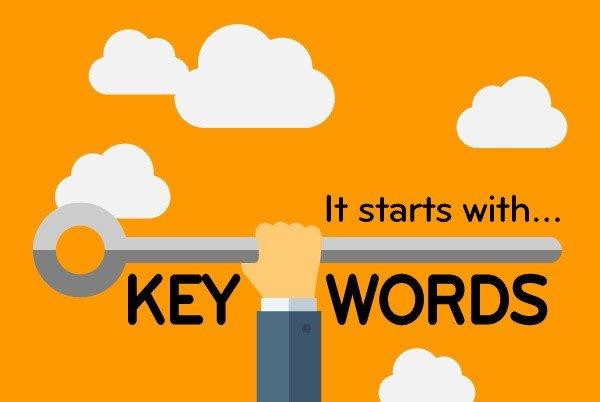 keywords reserach