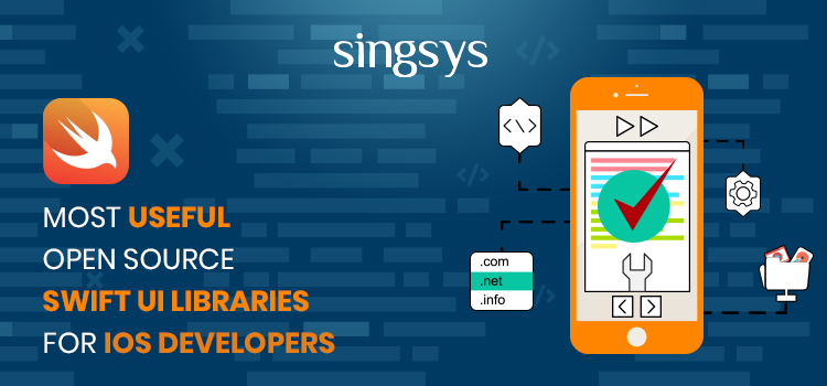 Open source libraries in Swift have the potential and functionalities to help iOS developers in building high-end iOS apps that too in less time and open up the opportunities to increase the rate of engagement.