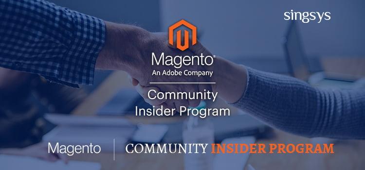 Magento Community Insider Program