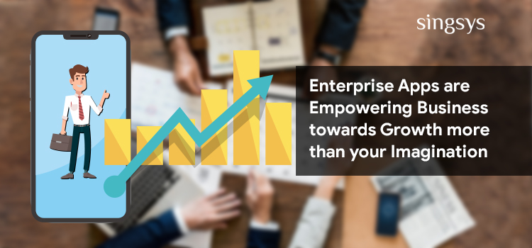enterprise app for business productivity