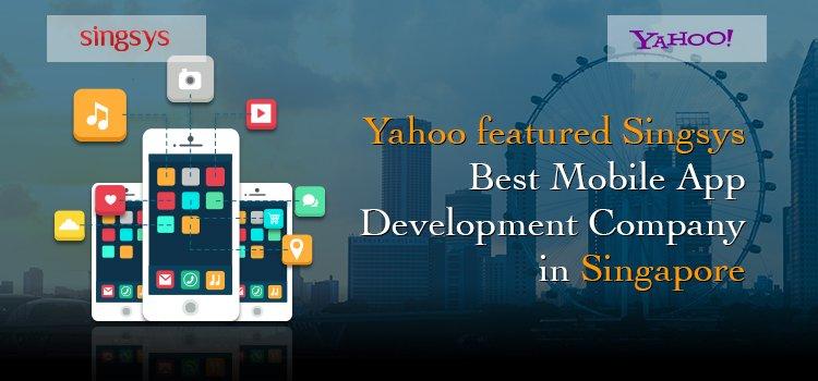 singsys mobile app development company