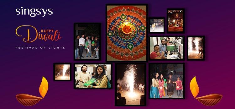 Diwali at Singsys