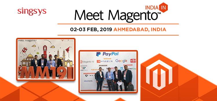 Magento Meetup 2019
